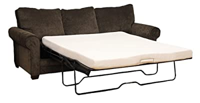 Classic Brands Memory Foam Sofa Mattress, Replacement Sofa Bed Mattress by Classic Brands