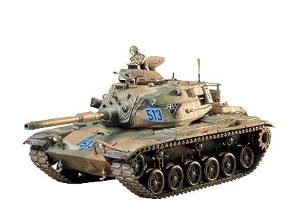 Tamiya - 35140 - Maquette - Char US M60 A3