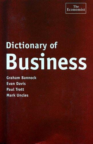 dictionary-of-business-economist-books
