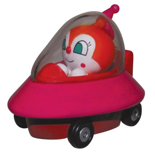 SegaToys Anpanman Museum - GOGO Mini car [Dokin UFO & Dokin Chan] - 1