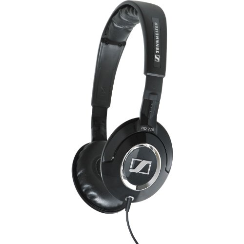 Sennheiser  HD228 Closed Back Headphone Optimized for iPod/iPhone/MP3/and Music Players