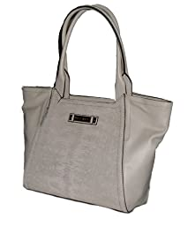 Vince Camuto Emily Champagne Tote Leather Handbag