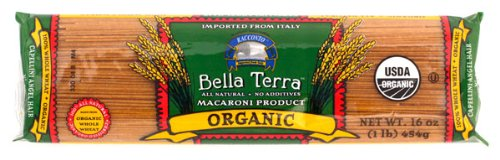 Bella Terra Capellini/Angel Hair, 16-Ounce Packages (Pack of 20)