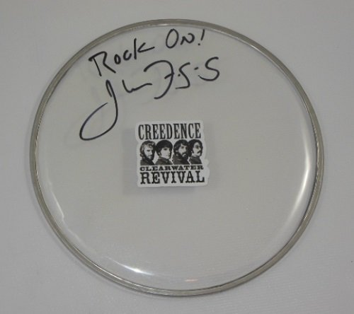 creedence-clearwater-revival-ccr-cosmos-factory-john-fogerty-hand-signed-autographed-drum-drumhead-l
