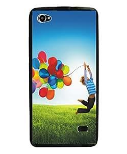 Techno Gadgets Back Cover for Intex Aqua Air
