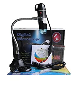 GSI High-Definition Scientific Digital LED Microscope