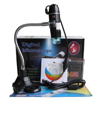 GSI High-Definition Scientific Digital LED Microscope,