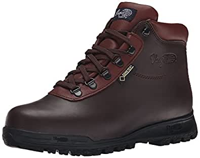 vasque men 39 s sundowner gtx waterproof backpacking boot burgundy 8 w. Black Bedroom Furniture Sets. Home Design Ideas