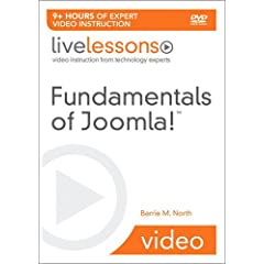 Fundamentals of Joomla! LiveLessons (Video Training)