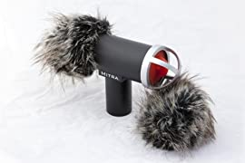 3D Mic Grey Fox Windshield