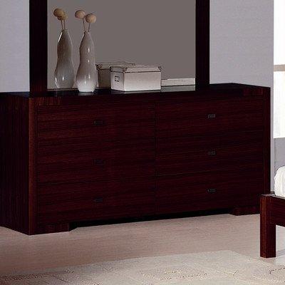 Bh Design Alpha Dresser, Wenge front-865746
