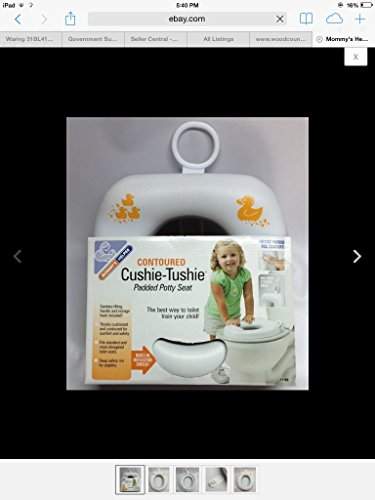 Mommy's Helper - Padded Potty Seat