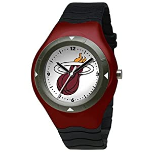 NSNSW22949P-Youth Size Nba Miami Heat Watch by NBA Officially Licensed