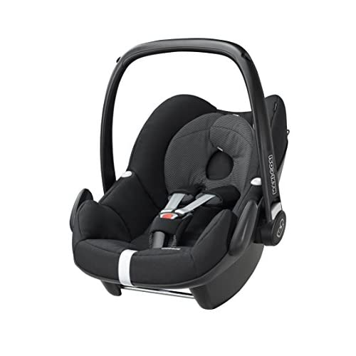 Maxi-Cosi Pebble Car Seat (Black Raven)