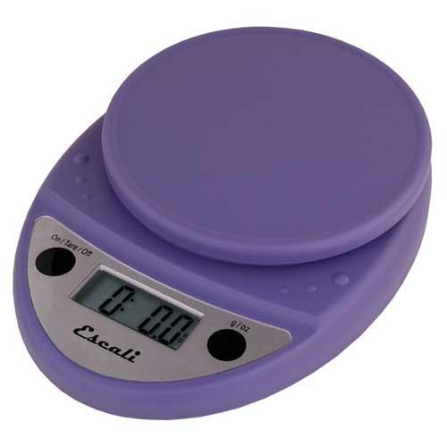 Cheap Escali Primo Grape Purple Digital Scale 11 lb / 5 Kg (P115GP)