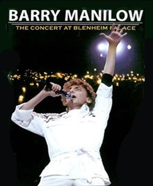 Barry Manilow - The Concert At Blenheim Palace