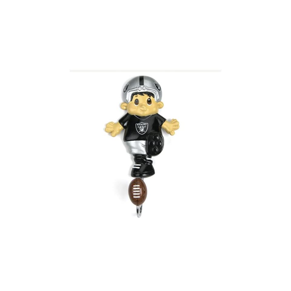 BSS   Oakland Raiders NFL Mascot Wall Hook (7