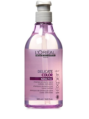 L'oreal Serie Expert Delicate Color Shampoo for Unisex, 16.9 Ounce (Italian Professional Shampoo compare prices)