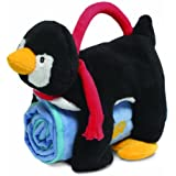Ton Ton For Kids SnugglePaws Travel Bed set, Penguin