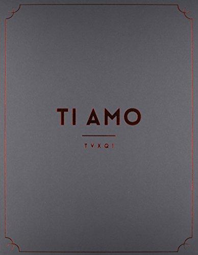 フォトブック - TI AMO TVXQ!(韓国盤) [DVD]