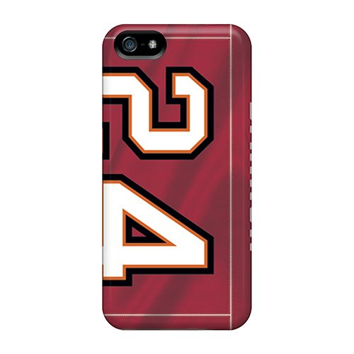 High-End Case Cover Protector For Iphone 5/5S(Tampa Bay Buccaneers) back-934954