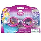Disney Princess Splash Goggles - Princesses Swimming Goggles
