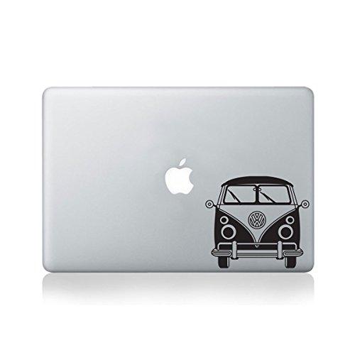 Two Tone Camper Van Macbook Sticker / Decal in Vinile per Macbook (13 pollici e 15 pollici) / Computer Portatile