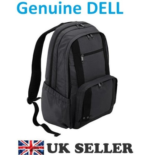 Genuine Original DELL Half Day Backpack for XPS Latitude Inspiron Precision Vostro , upto 15.6
