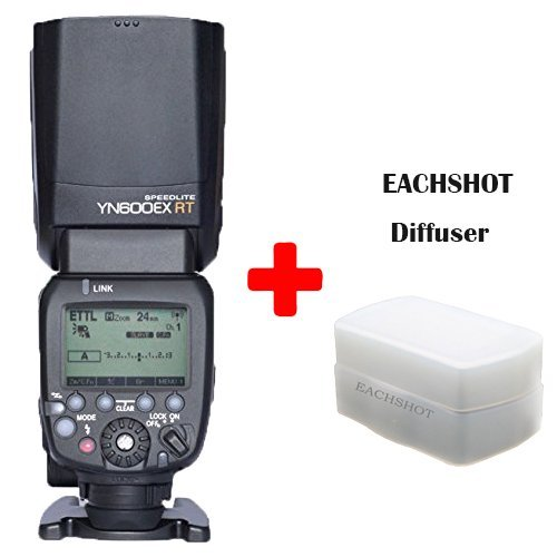 YONGNUO-YN600EX-RT-Master-TTL-Flash-Speedlite-for-Canon-AS-Canon-600EX-RT-With-EACHSHOT-Diffuser