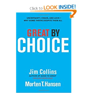 Great By Choice - Jim Collins