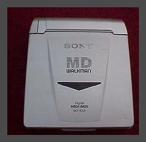 Sony Walkman MZ-E33 MiniDisc Player