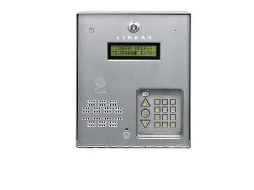 Linear Commercial Telephone Entry System, One Door (Acp00937)