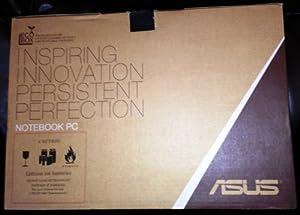 "ASUS VivoBook 15.6"" Touch Screen Ultrabook i5-3317U S500CA-RSI5T02 4GB SATA 500GB 5400RPM 24GB SSD"