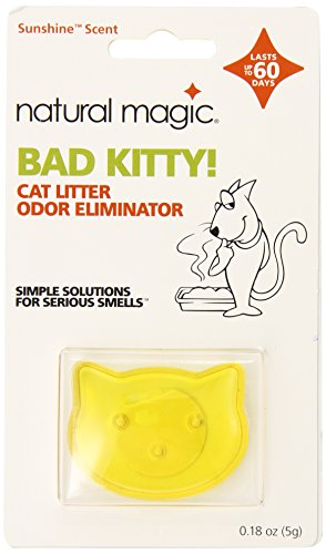 Natural Magic Bad Kitty! Cat Odor Eliminator 0.18 oz (Natural Smell compare prices)