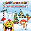 Childrens Personalised Christmas CD - your name is IN the music! STOCKING FILLER