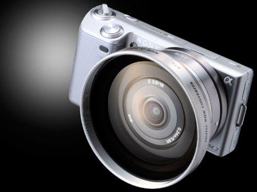 DSW PRO for SONY NEX3/NEX5用 0.7倍広角レンズ