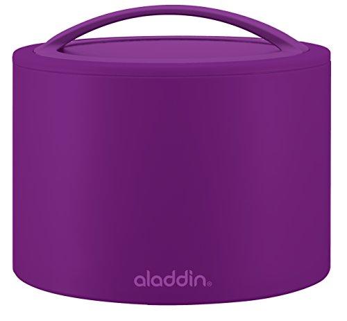 Aladin 134038 Bento Boîte à Repas Violet 0,6 L