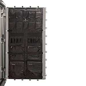 Liberty Door Panel - Fits Gun Safe Model 50 - Accessory and Organizer for Pistols,... by Liberty Safes