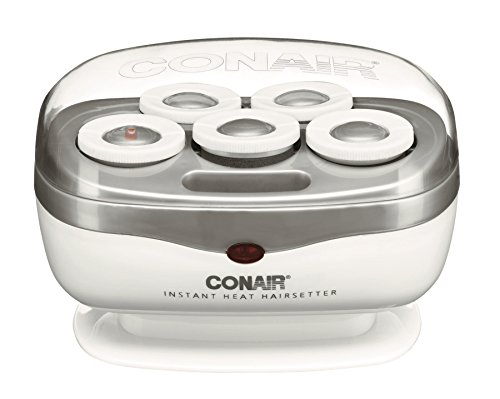 Conair Instant Heat Volume Rollers, White (Conair Hair Roll compare prices)