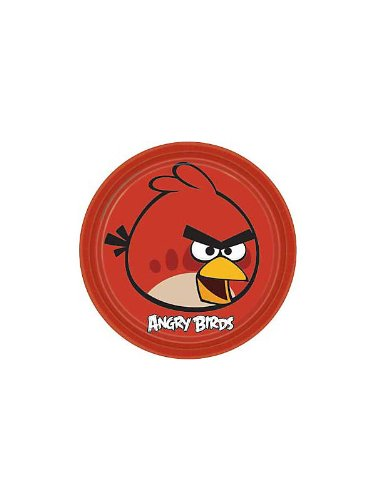 Angry Birds Large Paper Plates (8ct) - 1