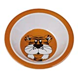 Bowl Tiger Orange 16cm