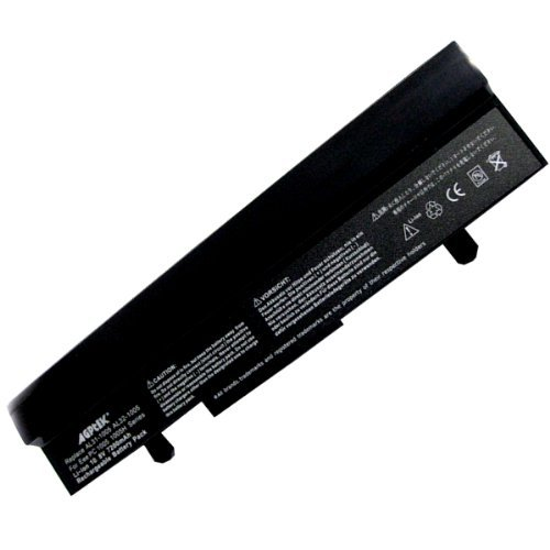 7200mAh Battery for ASUS Eee-PC 1001 1101HA 1101HGO 1005 1005H 1005HA 1005HAB Series Laptop Battery Replacement Al32 AL31-1005