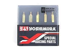 ヨシムラ(YOSHIMURA) ヨシムラ YD用 メインジェットセット MJ SET #72-#95 YD-MJN24/28用 731-04007295