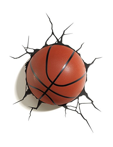 3D Light Fx Basketball 3D Deco Light