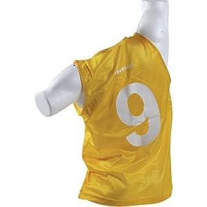 Kwik Goal Numbered Vest (18 count) by Kwik Goal