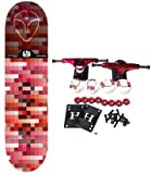 ALIEN WORKSHOP COMPLETE Skateboard AWS OMAR SALAZAR COLORSYNC II 7.87