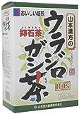 山本漢方製薬 ウラジロガシ茶100% 5gX20H