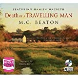 Death of a Travelling Man [Complete & Unabridged] M. C. Beaton