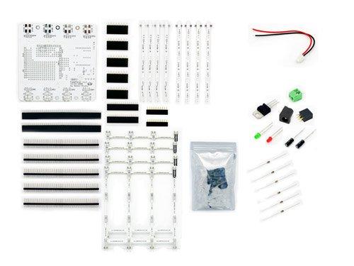 Rainbow Cube Kit 4X4X4 For Rainbowduino (Unassembled)