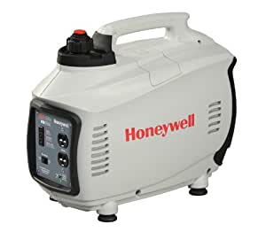 Honeywell 6064 800 Watt 38cc 4-Stroke OHV Portable Gas Powered Inverter Generator (Discontinued by Manufacturer)